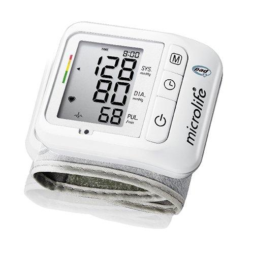 Microlife BP W1Basic sfigmomanometro da polso con rilevazione aritmia cardiaca