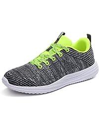 Morwind Uomo Unisex Scarpe Da Ginnastica Corsa Sportive Running Sneakers Casual All'Aperto Scarpe Traspirante Comodo