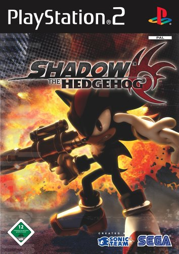 Sonic - Shadow the Hedgehog (Spiele Ps2 Sonic)