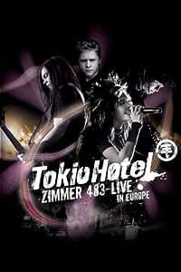 Tokio Hotel - Zimmer 483/Live (Ltd Deluxe Edt.) (Steelbox) [Limited Edition] [2 DVDs]