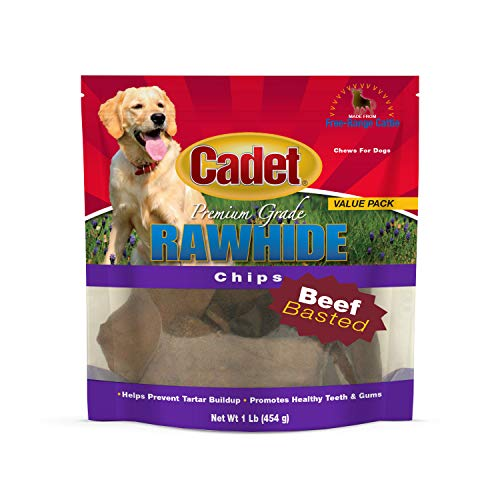 IMS Trading 10062-16 Beef Rawhide Chips for Dogs by IMS Trading -