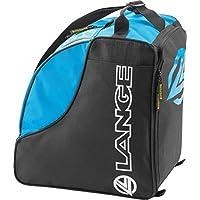 LANGE Medium Boot Bag - Bolsa portabotas unisex, color negro/azul