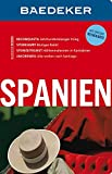 Baedeker Reiseführer Spanien: mit GROSSER REISEKARTE