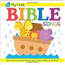 My First Bible Songs Book with CD (Let's Share a Story)