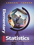 Elementary Statistics: Picturing the World by Ron Larson (1999-07-30)