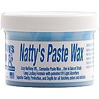 Poorboy's World NPB08 Natty's Paste Wax Blue Cera para Autos