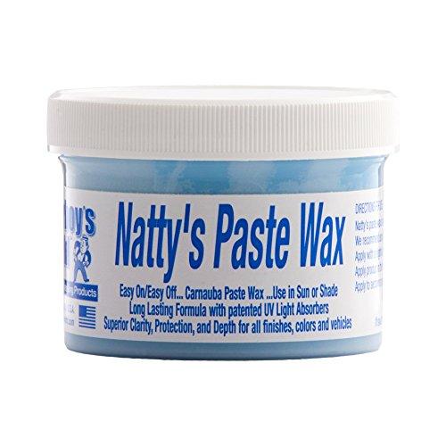Poorboy's World nPB08 hartwachse natty'de 1 s pâte Cire Bleu