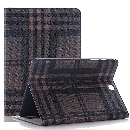 Preisvergleich Produktbild 2017 New iPad 9,7 Case/Schutzhülle Cover, Avril Tian Slim Luxus Bookstyle Folio Case Stand mit Kartenfächer Licht Gewicht Magnetische Bildschirm Schutzhülle Smart Case Cover für Apple 2017 New iPad 9,7 inch Tablet