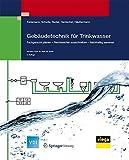 Gebäudetechnik für Trinkwasser: Fachgerecht planen - Rechtssicher ausschreiben - Nachhaltig sanieren (VDI-Buch)