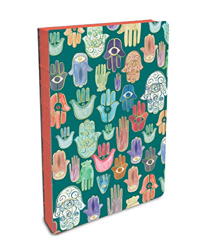 Studio Oh! Hardcover Compact Deconstructed Tagebuch, 4 Stück Hamsa
