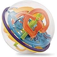 Gadgy ® Maze Ball Gran | Puzzle 3D Rompecabezas | Juegos Laberinto | 118 Barreras