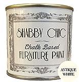 Muebles Color, para muebles de estilo Shabby Chic de, color: Antique White/Antiguo Blanco 1L