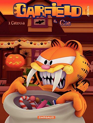 Garfield et Cie - Tome 3 - Catzilla (3)