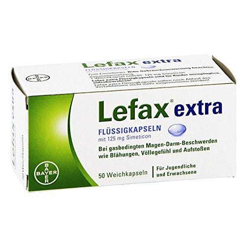 Lefax extra Flüssigkapseln, 50 St.