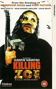 Killing Zoe [VHS] [1995]