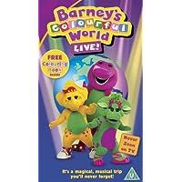Barney: Colourful World - Live