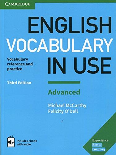 English vocabulary in use. Upper Advanced. Book with answers. Per le Scuole superiori. Con e-book
