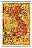Pacifica Island Art Französisch-Indochina - Vietnam,