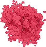 Verbetena 012000054 - Coriandoli colore rosso sacco da 5 kg 012000054