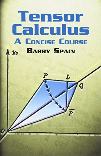 Tensor Calculus: A Concise Course (Dover Books on Mathematics)
