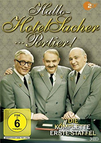 Bild von Hallo - Hotel Sacher… Portier - Die komplette erste Staffel (3 DVDs)