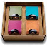 Struben Herkunftsschokolade Geschenkbox - Jede Struben Origin- Herkunftsschokolade hat seine originale und vielschichtige Aromenvielfalt - 3x18 Dunkle schokolade Momenten   1x18 Milch schokolade