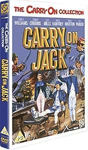 Carry On Jack [DVD]
