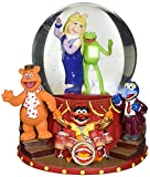 Frog Studio Home Westland Giftware Musical Resin Water Globe, Presenting The Muppets, 100mm