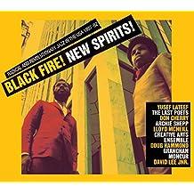 Black Fire!New Spirits!:Radical And Revolutionary Jazz In The USA 1957-82 (Triple-Vinyl) [Vinyl LP]
