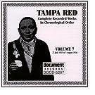 Tampa Red Vol. 7 1935-1936