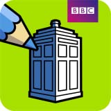 BBC Colouring: Doctor Who