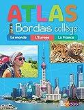 Atlas Bordas Collège 2018