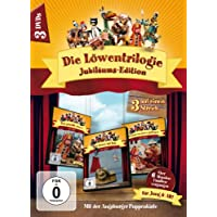 Augsburger Puppenkiste - Die Löwentrilogie - Jubiläums-Edition
