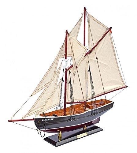 Navyline Kanadisches Holz Modellboot Bluenose