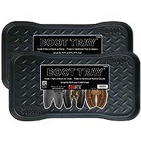 Jobsite Heavy Duty Boot Tray - 71 cm L x 35 cm