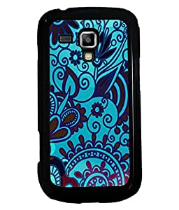Fuson 2D Printed Designer back case cover for Samsung Galaxy S Duos S7562 - D4495