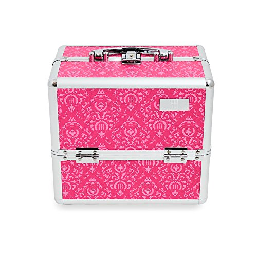 Beauty Box, Togo Imperial Pink Cosmetics Fall, Professional Beauty Tools Aufbewahrung Halter