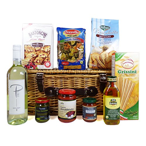 The Mamma Mia Gift Food Hamper - Perfect gift idea for Birthday and more