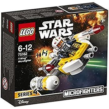 LEGO Star Wars 75162 - Set Costruzioni Microfighter Y Wing