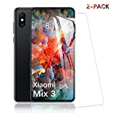 SCL Xiaomi Mi Mix 3 Screen Protector, 9H Tempered Glass