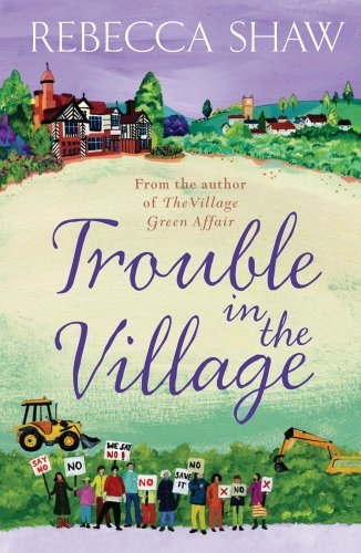 Trouble in the Village (Turnham Malpas Series Book 8)