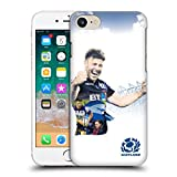 Head Case Designs Ufficiale Scotland Rugby Ali Price 2018/19 Giocatori Cover Retro Rigida per iPhone 7 / iPhone 8