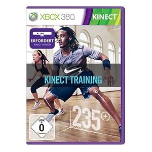 Nike+ Kinect Training – [Xbox 360]
