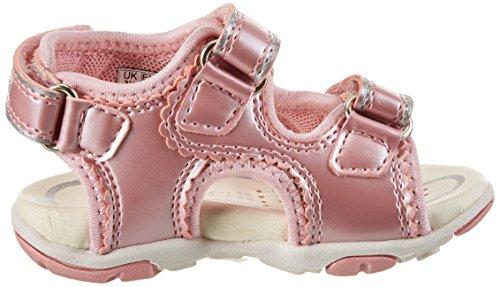 Geox B Sandal Agasim Girl B, Chaussures Marche Bébé Fille Rose (LT PINKC8010)