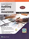 Simplified Approach to Auditing & Assurance 17th Edition (For CA IPCC (Old Syllabus May 2020 Exams and Onwards)