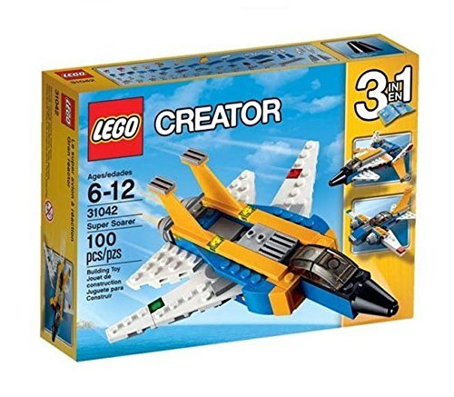 LEGO Creator 3 in 1 Super Soarer 31042 Brand New Sealed Set 100 Pcs /ITEM#G839GJ UY-W8EHF3116425 by WATER FANJOSE