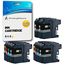10 (2 SETS + 2 BLACK) Compatible Printer Ink Cartridges for Brother DCP-J4120DW, MFC-J4420DW, MFC-J4425DW, MFC-J4620DW, MFC-J4625DW, MFC-J5320DW, MFC-J5620DW, MFC-J5625DW, MFC-J5720DW / LC-223