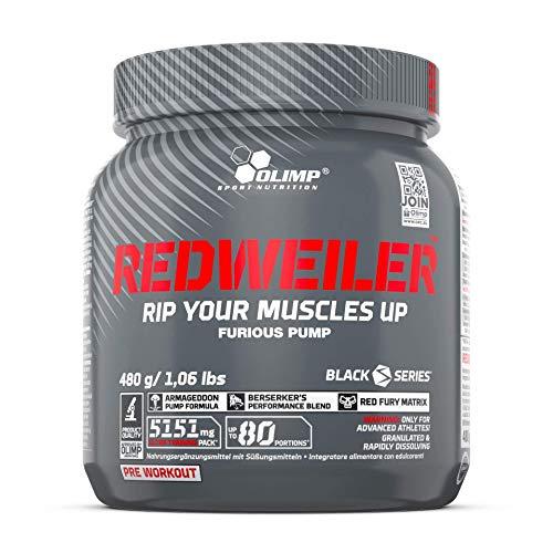 Olimp Redweiler Raging Cola - 480 gr