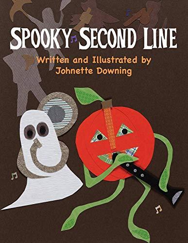 Spooky Second Line (Jazz-halloween Orleans New)