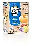 SleepyLove reine Bio-Tee-Mischung aus Mango und Bachblüten - Für beruhigende Wirkung und gesunden Schlaf, 2 x 5 Beutel